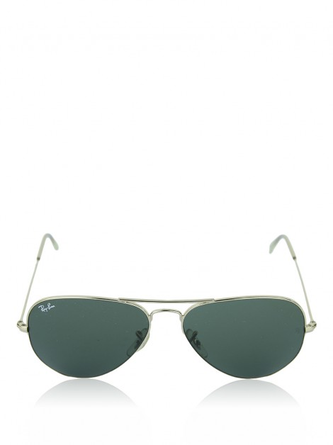 Óculos Ray-Ban RB3025 Aviador Large Preto