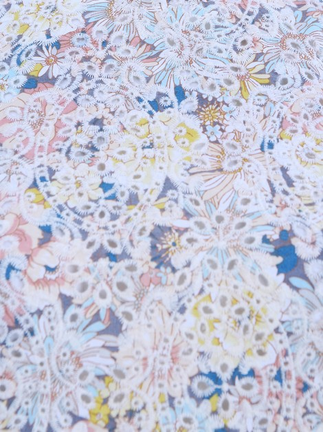 Blusa Mixed Laise Floral