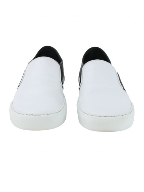 Tênis Chanel Slip On Bicolor