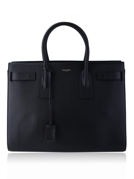 Bolsa Saint Laurent Sac de Jour Large Preto