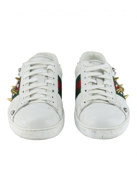 Tênis Gucci Studded Ace