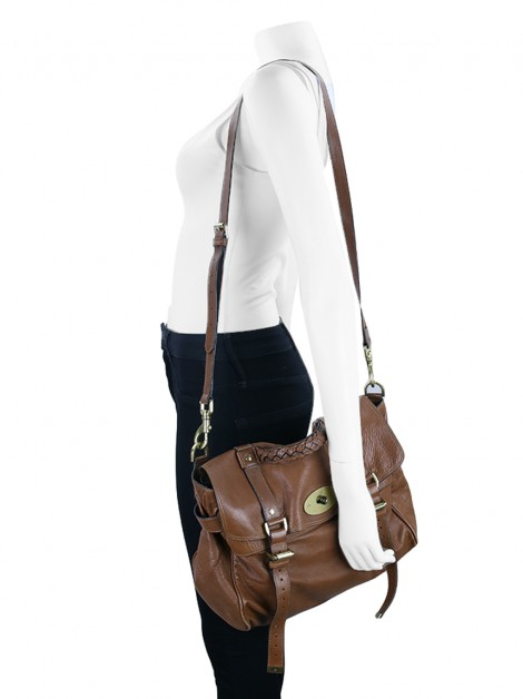 Bolsa Mulberry Oversized Alexa Oak