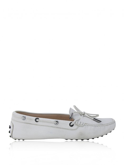 Sapatilha Tod's Loafers Branco