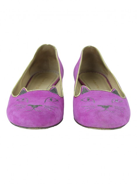 Slipper Charlotte Olympia Kitty Rosa