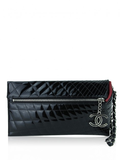 Clutch Chanel Kaleidoscope Preto