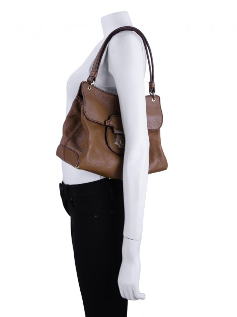 Bolsa Tod's Top-Handle Caramelo