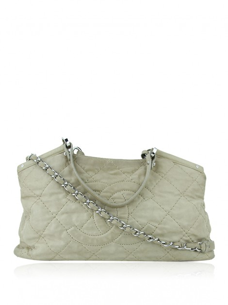 Bolsa Chanel Sea Hit Bege