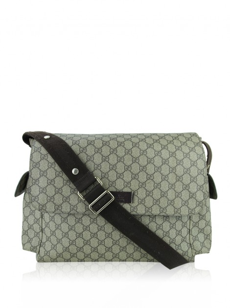 Bolsa Gucci GG Supreme Plus Diaper Bag