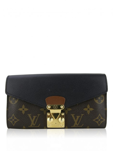 Carteira Louis Vuitton Metis Canvas Monograma