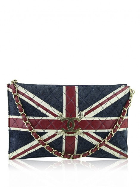 Clutch Chanel Union Jack