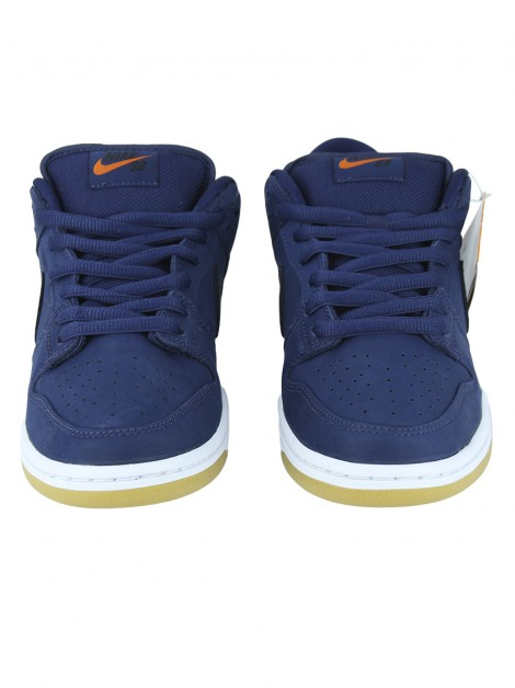 Tênis Nike Dunk Low Pro ISO SB Midnight Navy