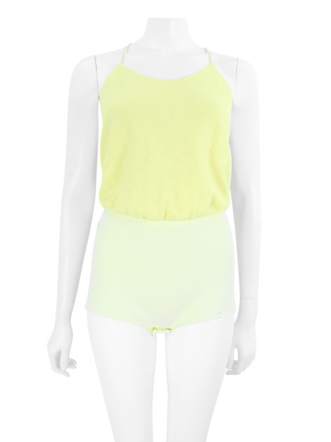 Body Lilly Sarti Reine Amarelo