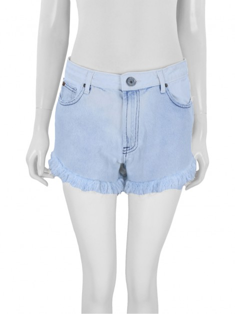 Shorts Animale Curto Jeans