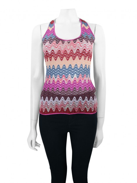 Blusa Missoni Colorida