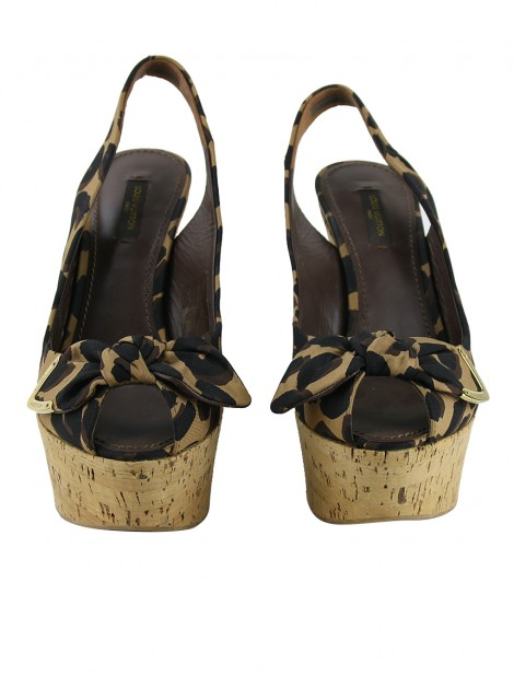 Sapato Louis Vuitton Savanna