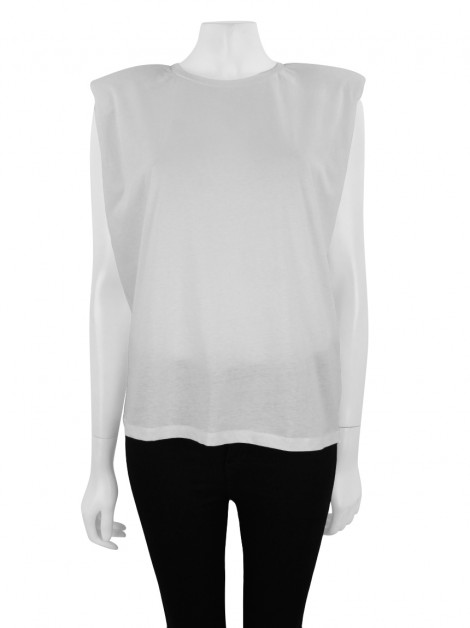 Blusa Mixed Muscle Branco