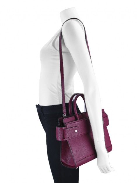 Bolsa Givenchy Horizon Small Fig Pink