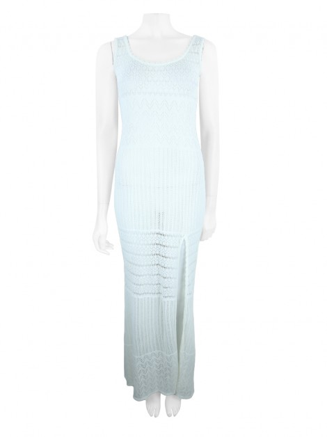 Vestido LITT Renda Encorpada Off White
