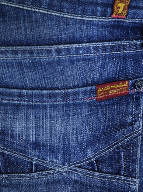 Calça Seven For All Mankind Bootcut Jeans