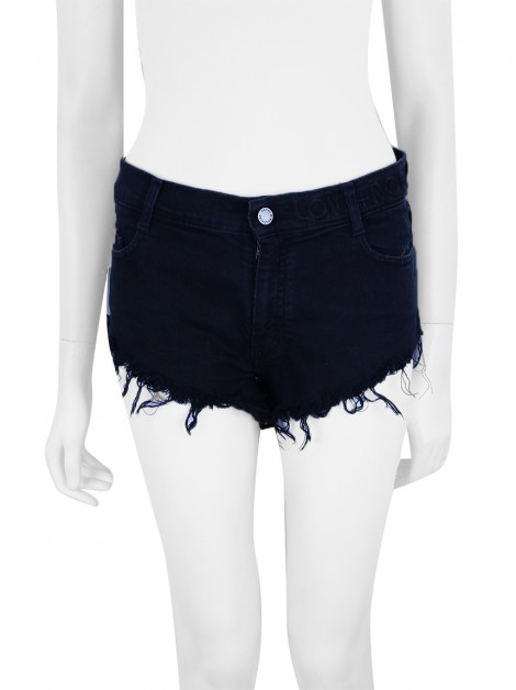 Shorts Zadig & Voltaire Paly Bleach Preto