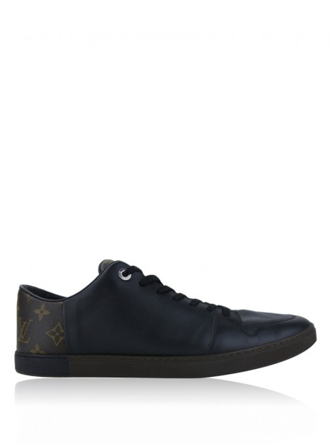 Tênis Louis Vuitton Sneaker Line-Up Preto