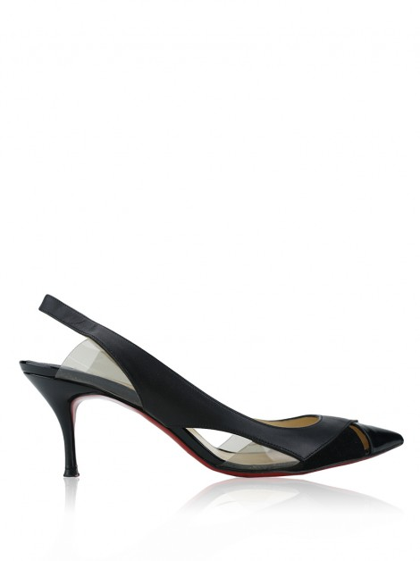 Sapato Christian Louboutin Air Chance Preto
