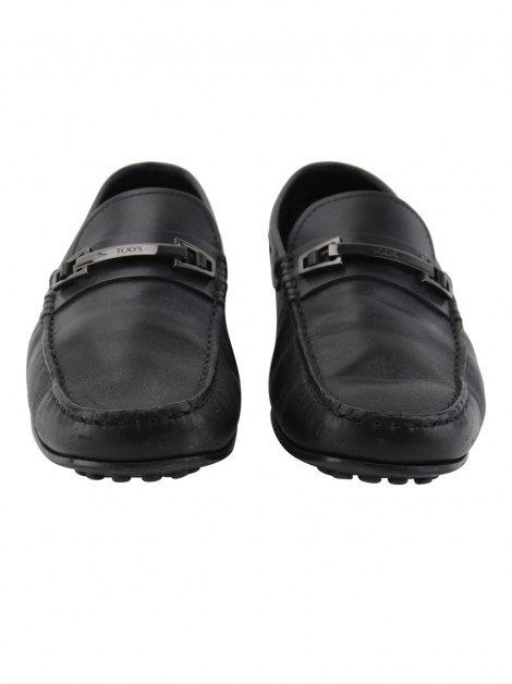 Loafers Tod's Macro Clamp Preto