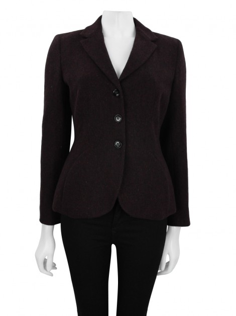 Blazer Max Mara Weekend Lã
