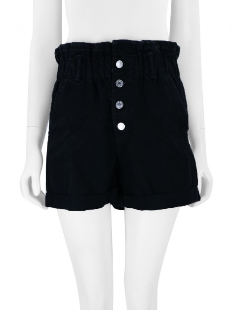 Short Zara High Denim