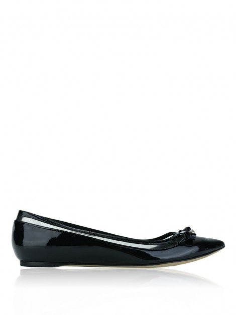 Sapatilha Christian Dior Pointed Preto