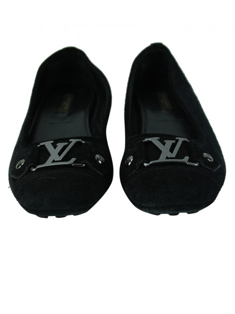 Sapatilha Louis Vuitton Oxford Preto
