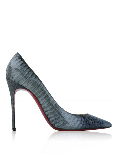 Scarpin Christian Louboutin So Kate Python