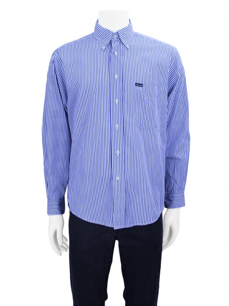 Camisa Façonnable Listras Bicolor Masculinas