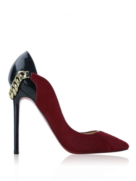 Sapato Christian Louboutin So Kate Cavallino