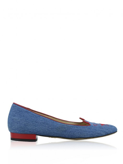 Slipper Charlotte Olympia Jeans