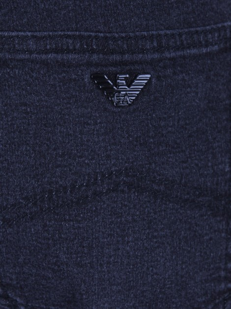 Calça Emporio Armani Executive Program Jeans Masculino