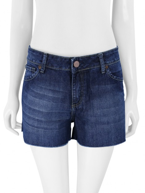 Shorts Bobstore Jeans Azul