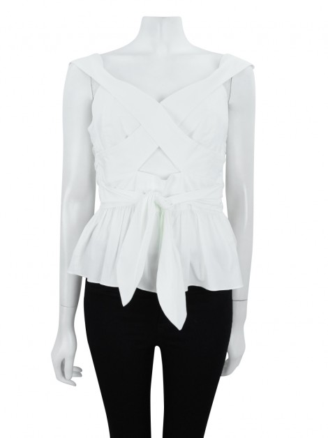 Blusa byNV Monique Off White
