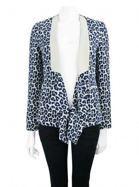 Blazer Phillip Lim Animal Print