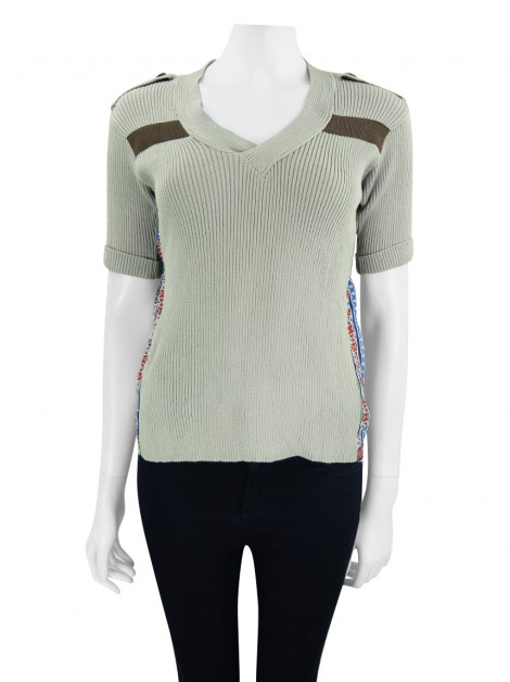Blusa Cruise Tricot Bege