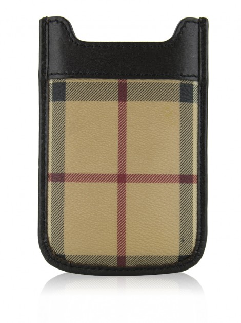 Phone Case Burberry Canvas Nova Check