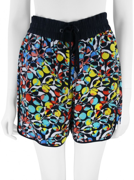 Short Marc Jacobs Seda Estampado
