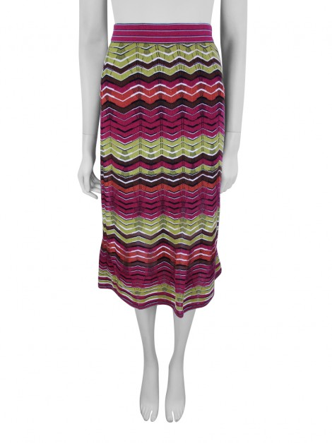 Saia M Missoni Chevron Colorida