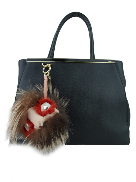 Chaveiro Fendi Furry Yang Monster