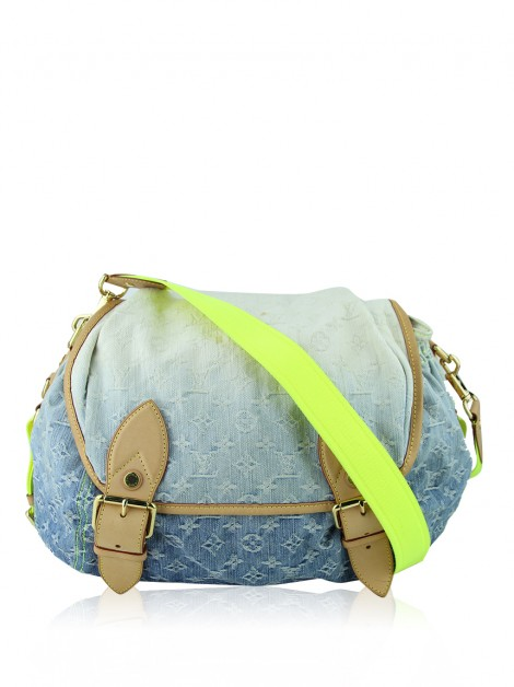 Bolsa Louis Vuitton Denim Sunrise