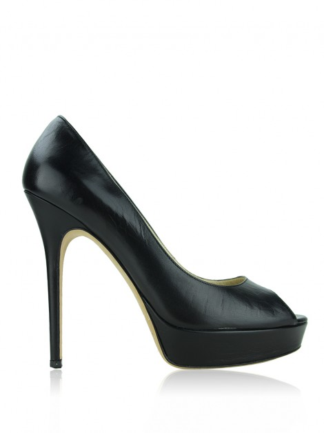 Sapato Jimmy Choo Crown Preto