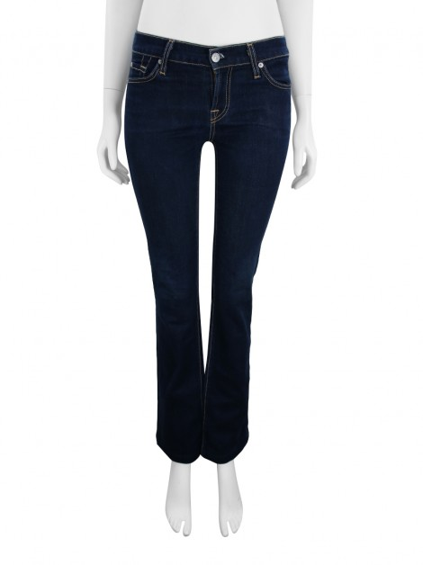 Calça Seven For All Mankind The Skinny Bootcut