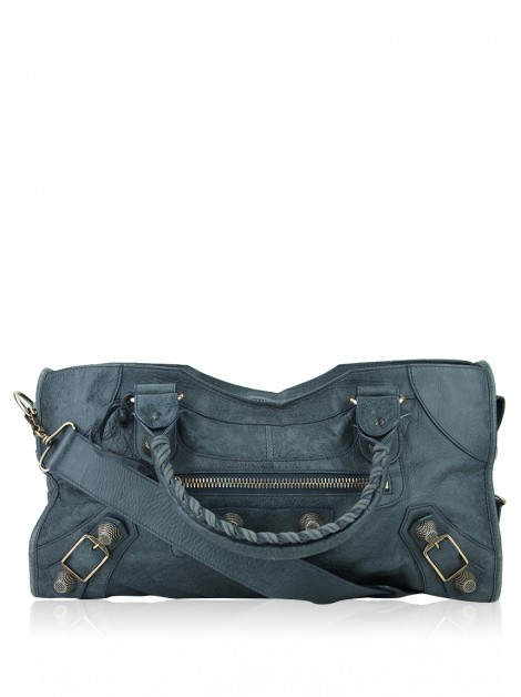 Bolsa Balenciaga Giant 21 Part-Time Anthracite