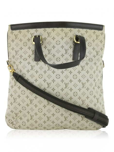 Bolsa Louis Vuitton Francoise Mini Lin