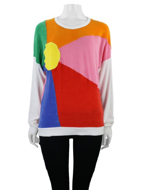 Blusa Vilebrequin by JCC Terry Rainbow Multicolor